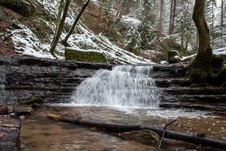 Struempfelbachwasserfall 01