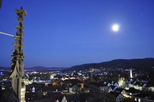 Schorndorf at night